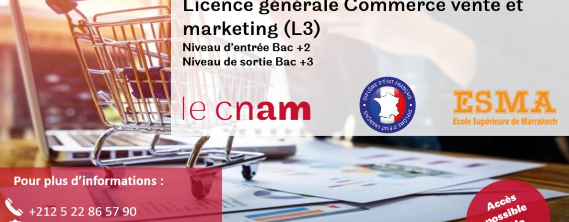 partenariat ESMA - Le Cnam